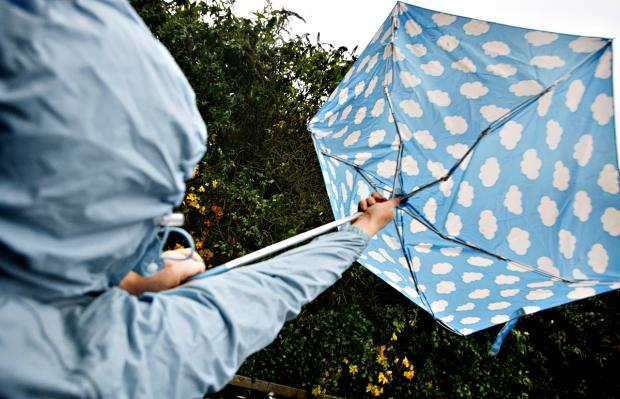 Severe weather warning issued for Thurrock