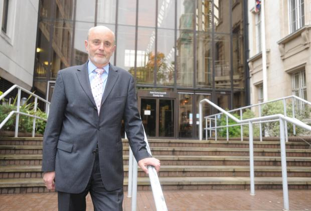 Southend Standard: Unrepentant – councillor responsible for education Ray Gooding