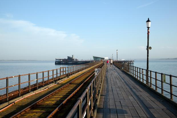 Southend Pier listed among the greatest things in England
