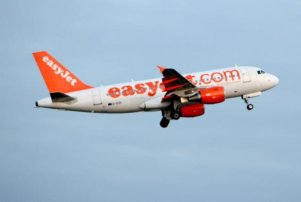 Southend Standard: easyJet announces winter flights to holiday hotspots