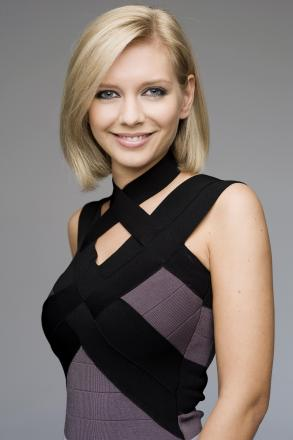 Rachel Riley is tipped to take over Susanna's breakfast sofa