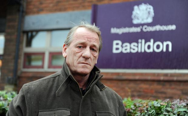 Southend Standard: Appeal – Steve Barratt feels he was treated badly by the court