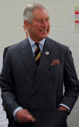 Prince of Wales to visit Southend