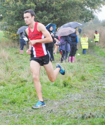 Adam Hickey helps Great Britain to team bronze at European Cross Country Championships