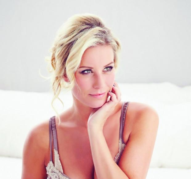 Denise Van Outen: I'm getting there