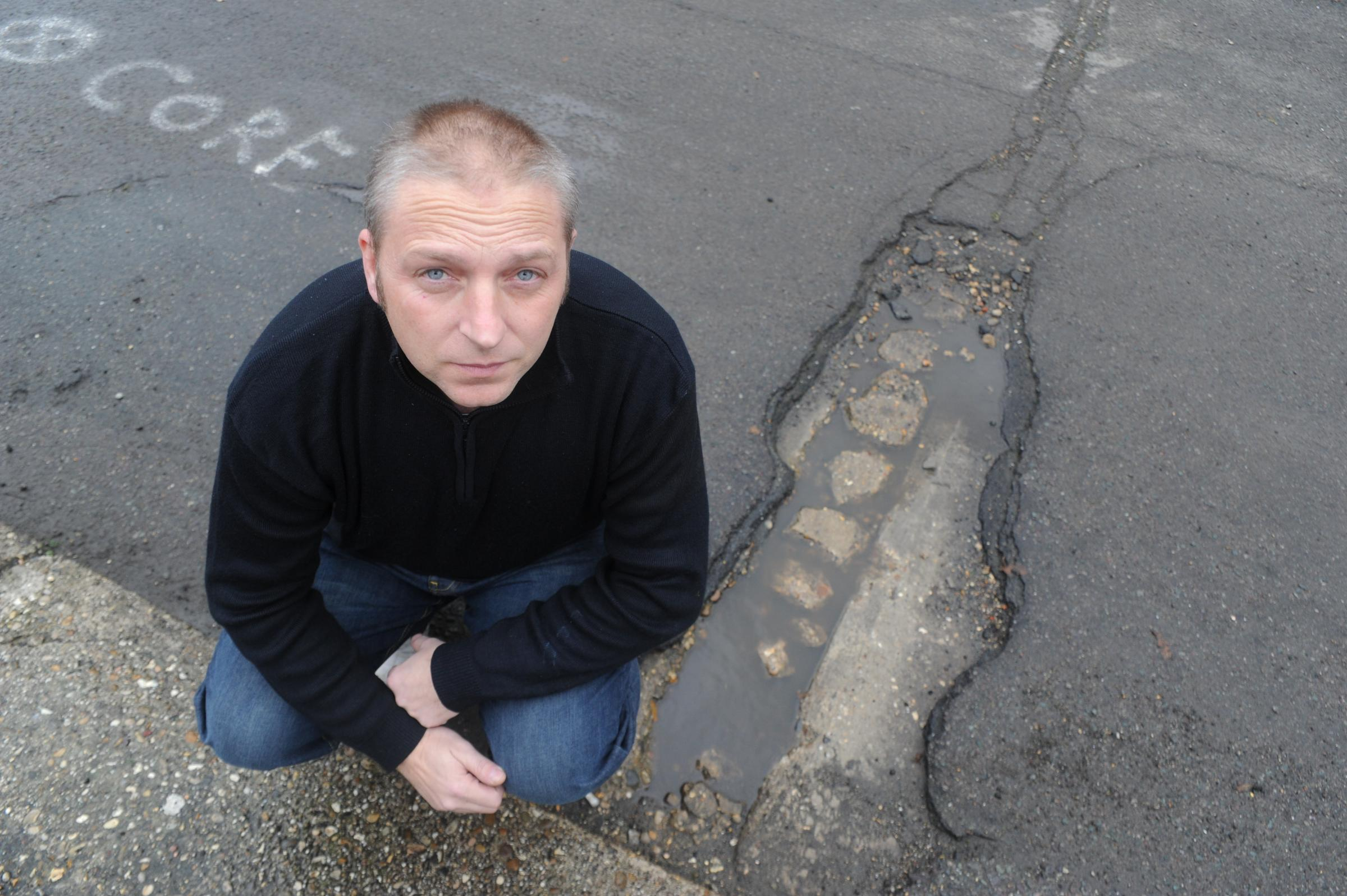 Why pothole problem is getting worse