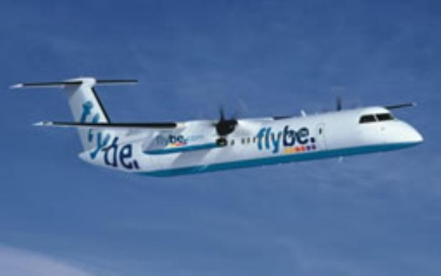 Flybe rescues Southend to Newquay flights