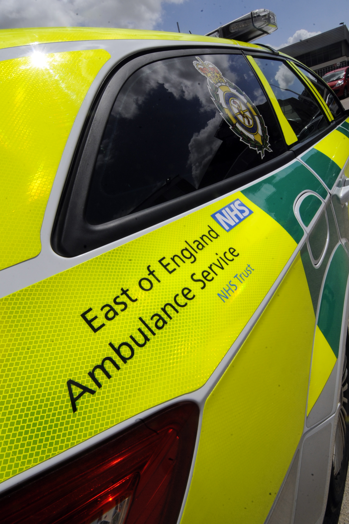 East of England Ambulance service sees three applications for every post advertised