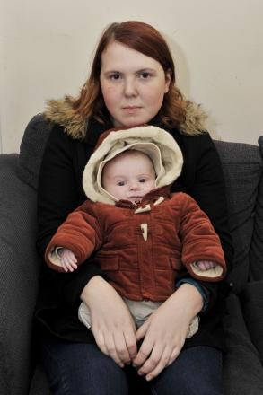 Mum and newborn left without heating and hot water for 10 days