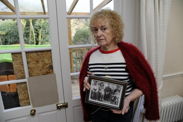 Priceless family jewels stolen in raid on home