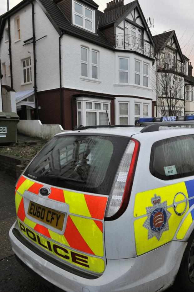 Southend Standard: Updated: Man found dead in house in Valkyrie Road, Westcliff was killed by dog