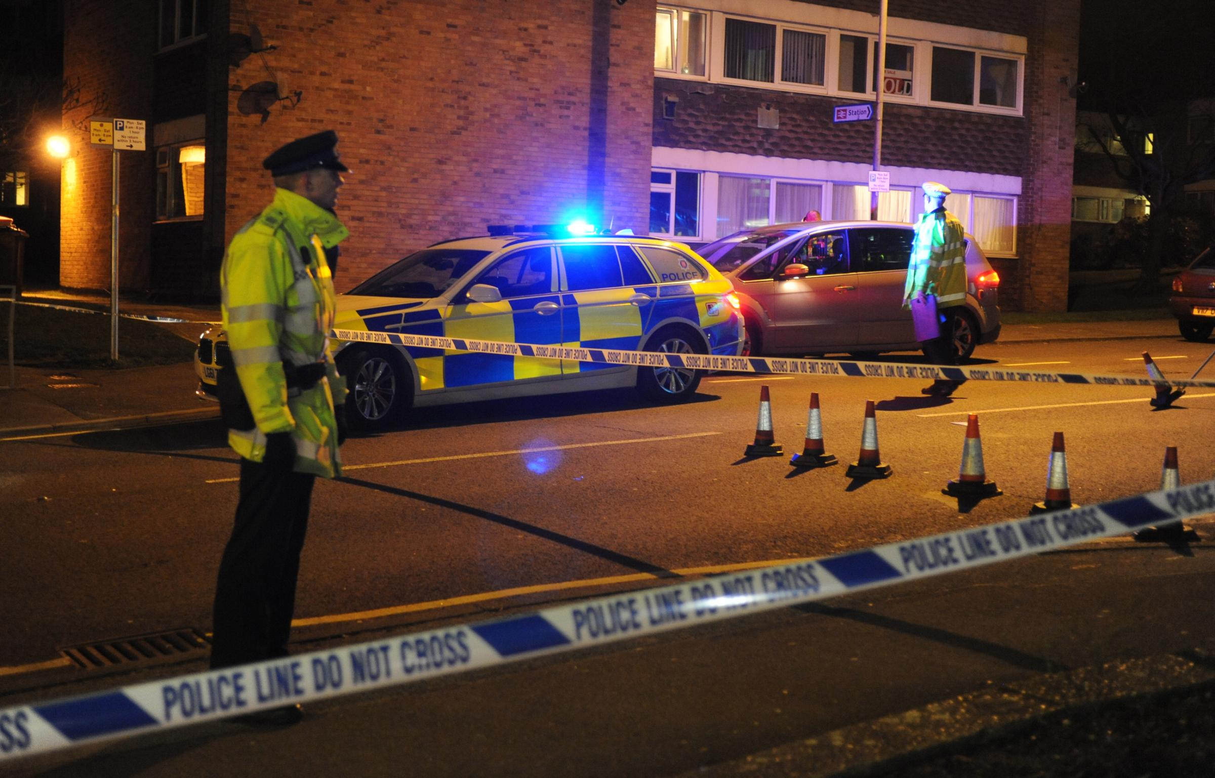 Woman is hit by car in Radford Way, Billericay