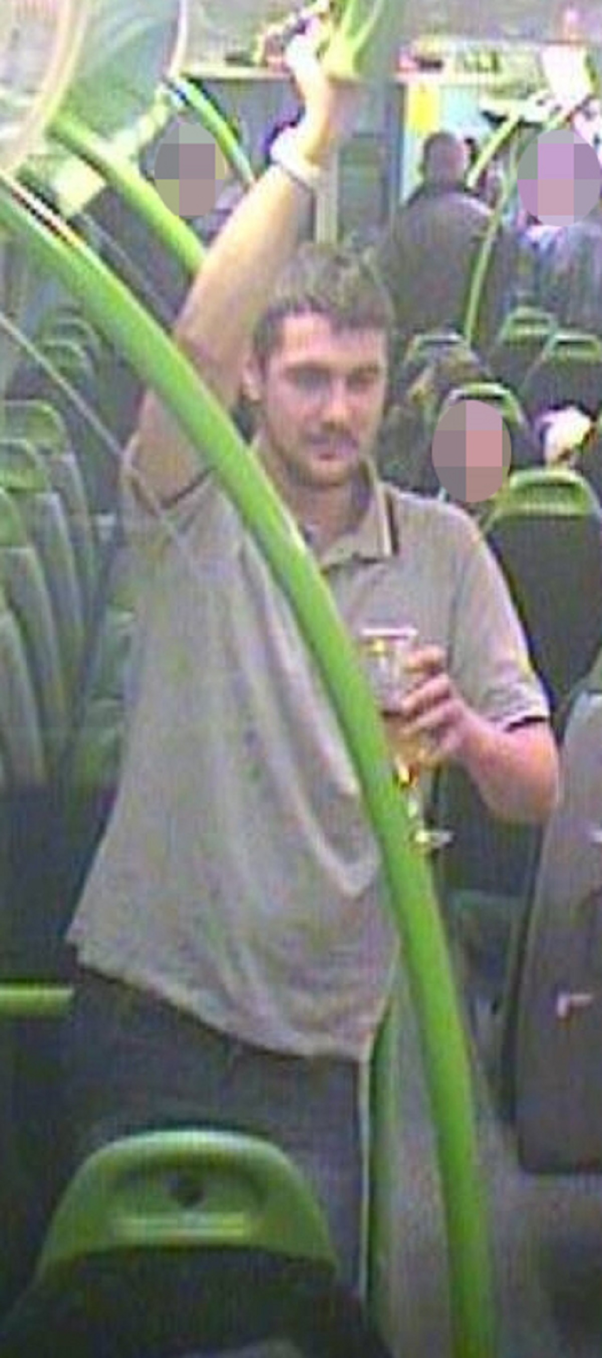 CCTV released after man glassed on c2c train at Grays