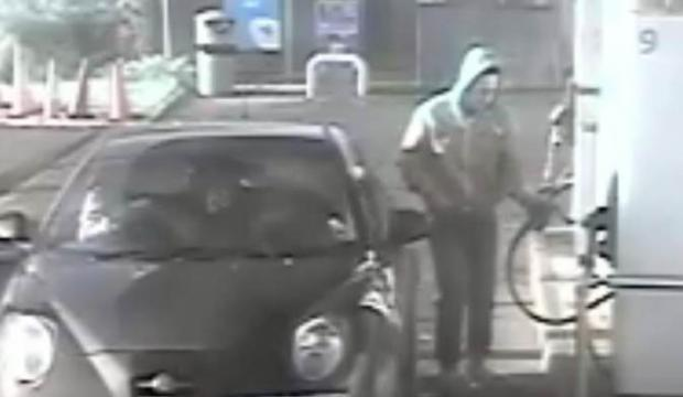 Police want to speak to this man after petrol theft