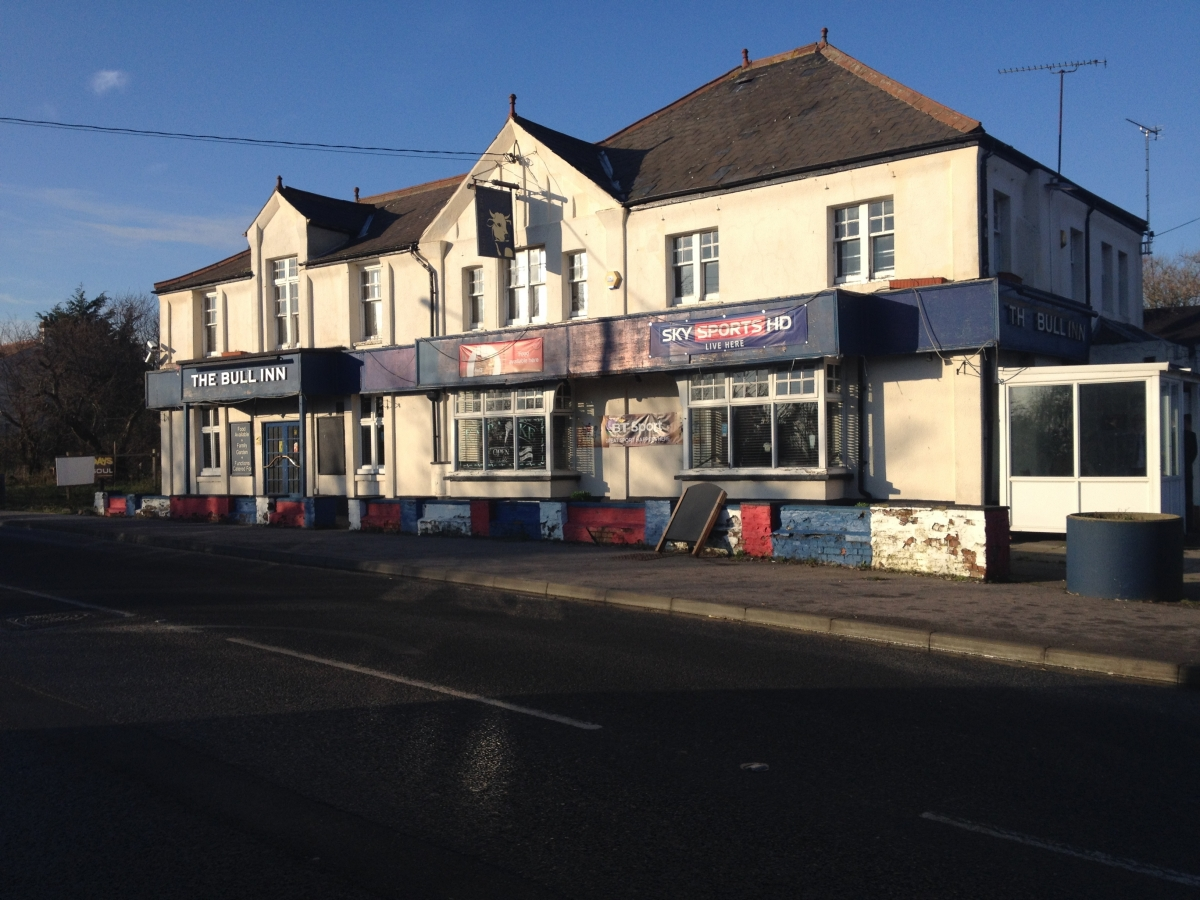 Bull Inn site is set to become new homes