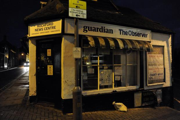 Southend Standard: Newsagent fined for selling booze to boy
