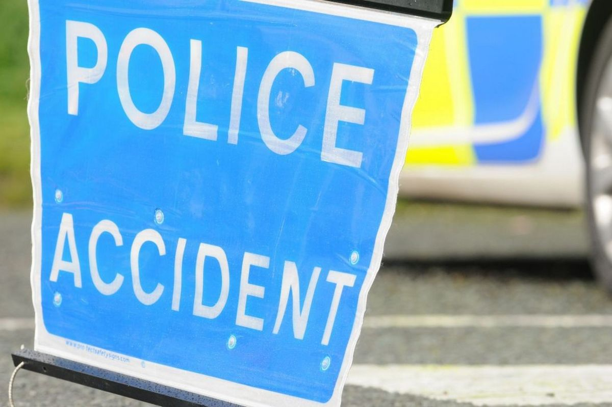 Crash blocks A127
