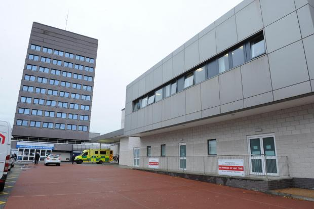Southend Standard: Hospital inundated with compensation claims from irate patients