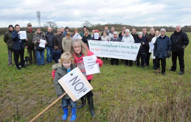 Southend Standard: Thousands of residents force debate over massive housing development