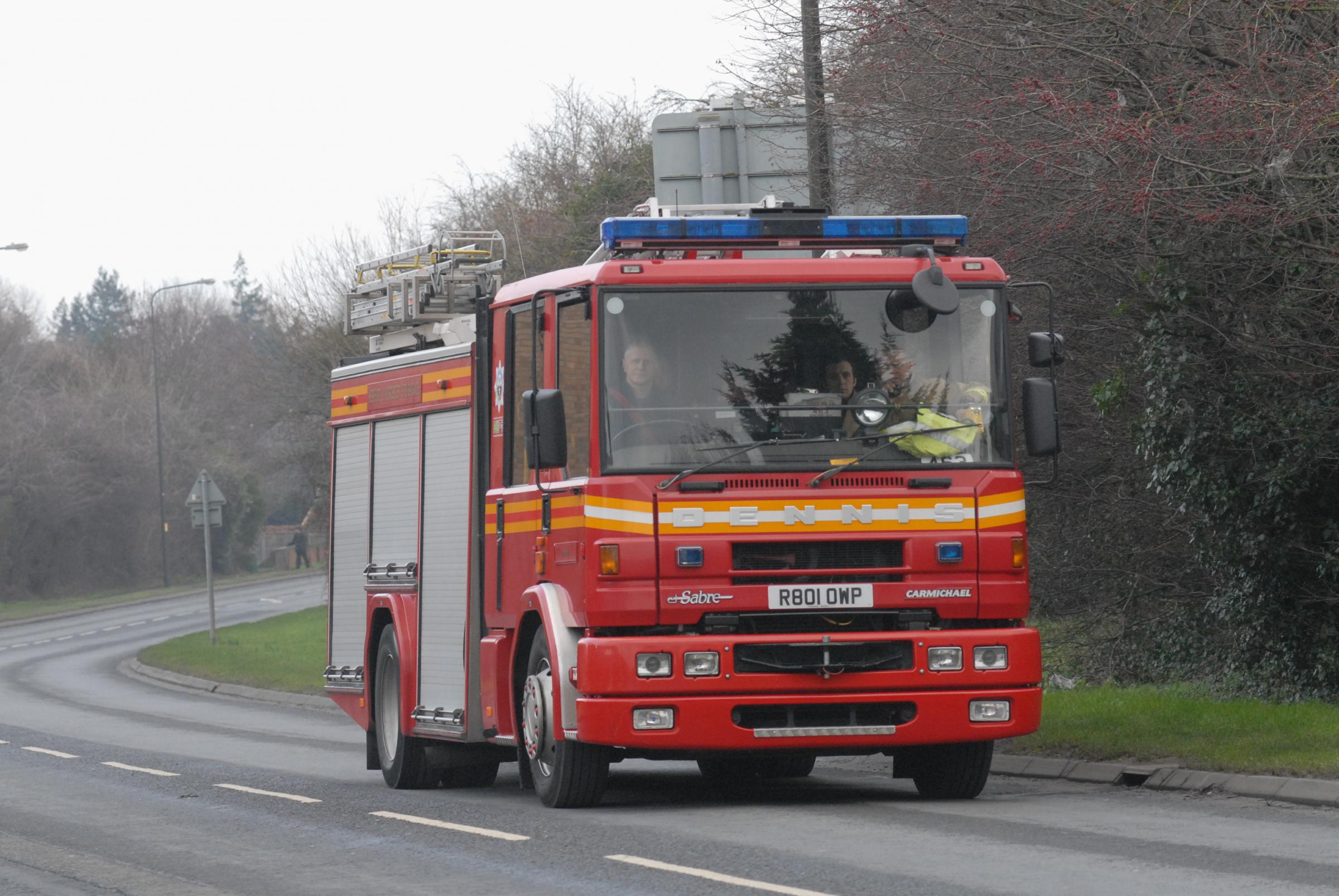 Iron left on leads to house fire in Hullbridge