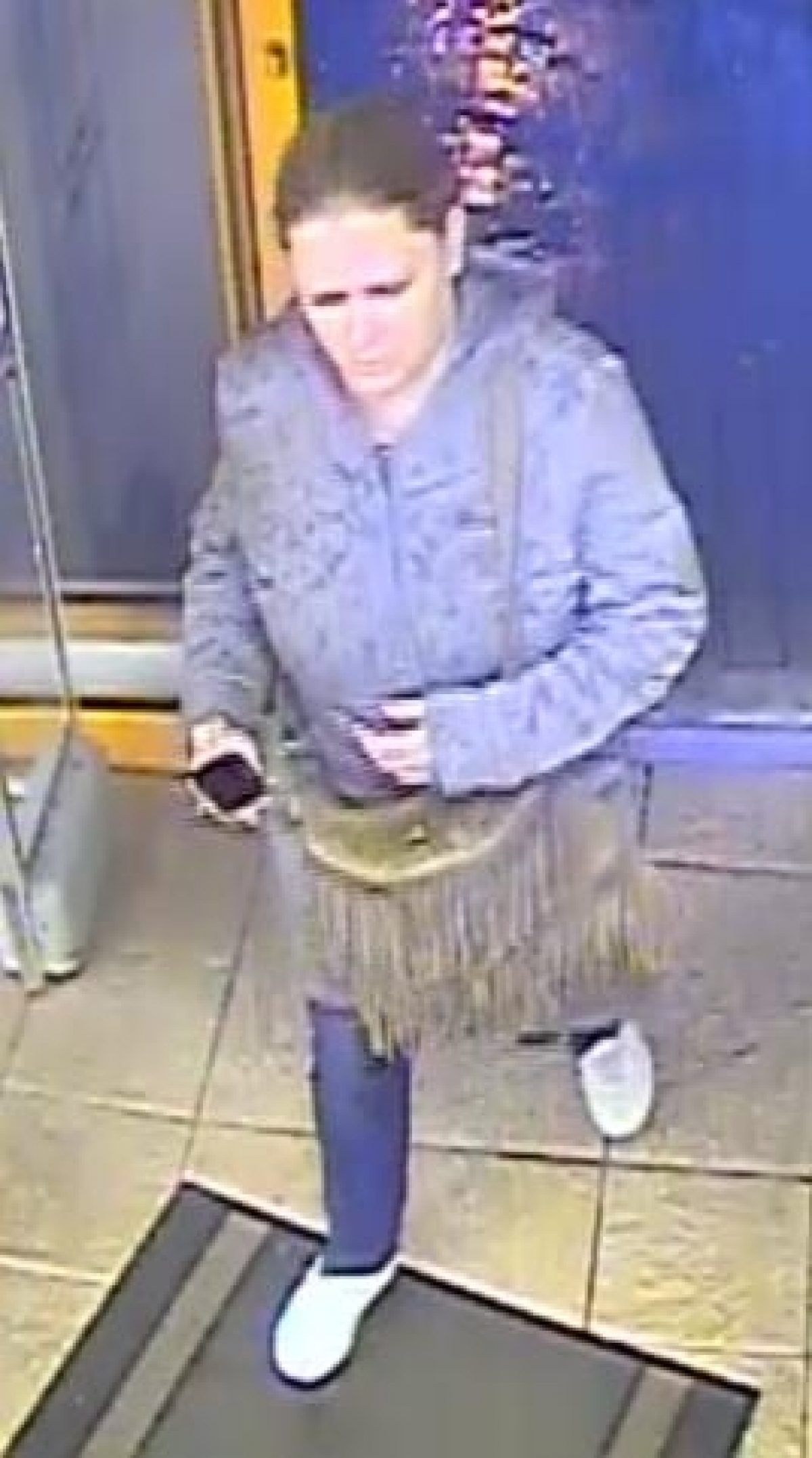 Police appeal over double theft