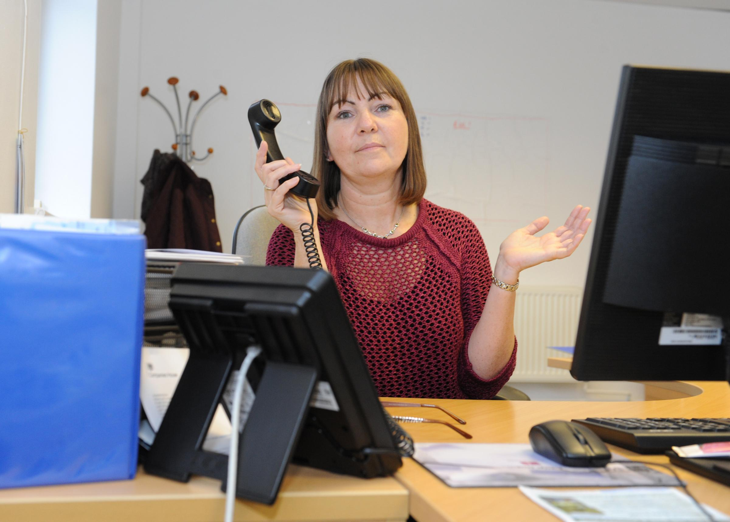Hadleigh businesswoman left without phone or internet for a week