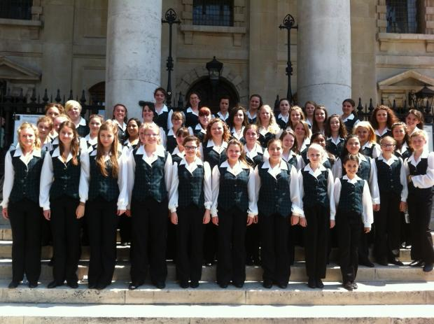 American girls choir coming to Southend