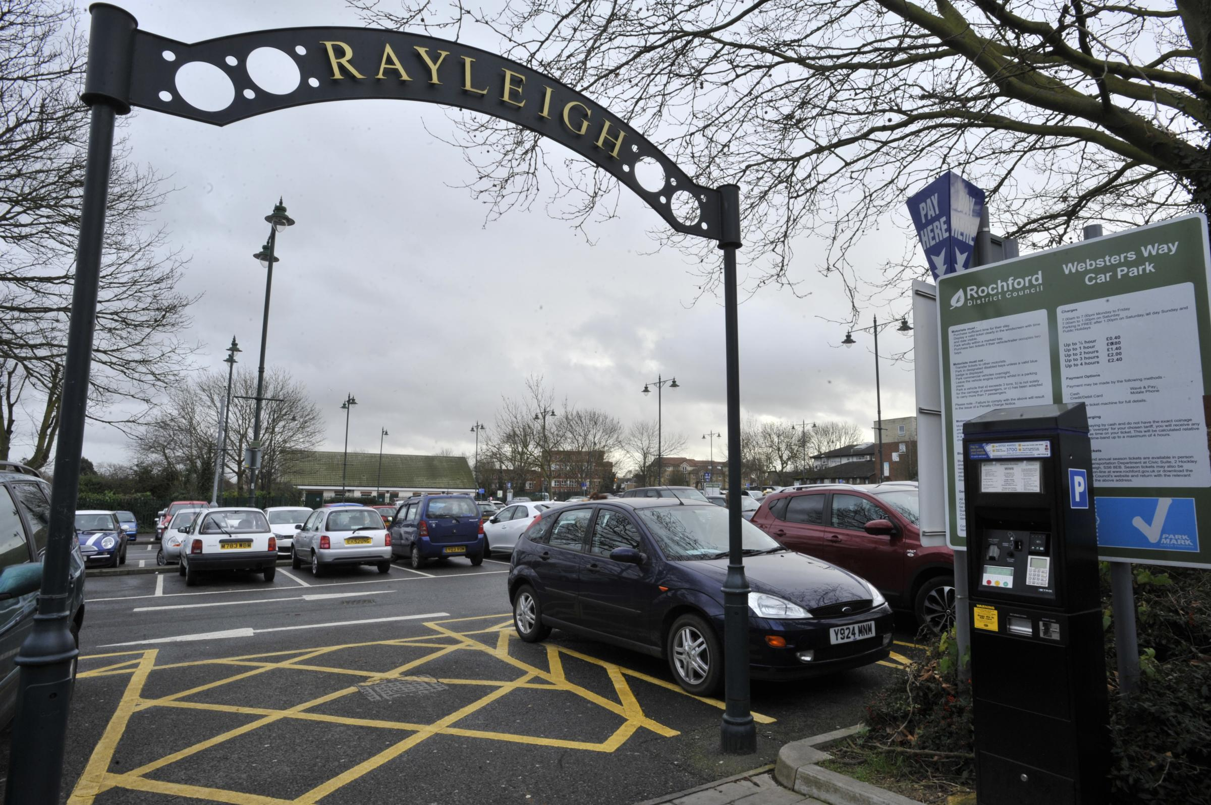 Why did 11 councillors abstain on key parking fee vote?