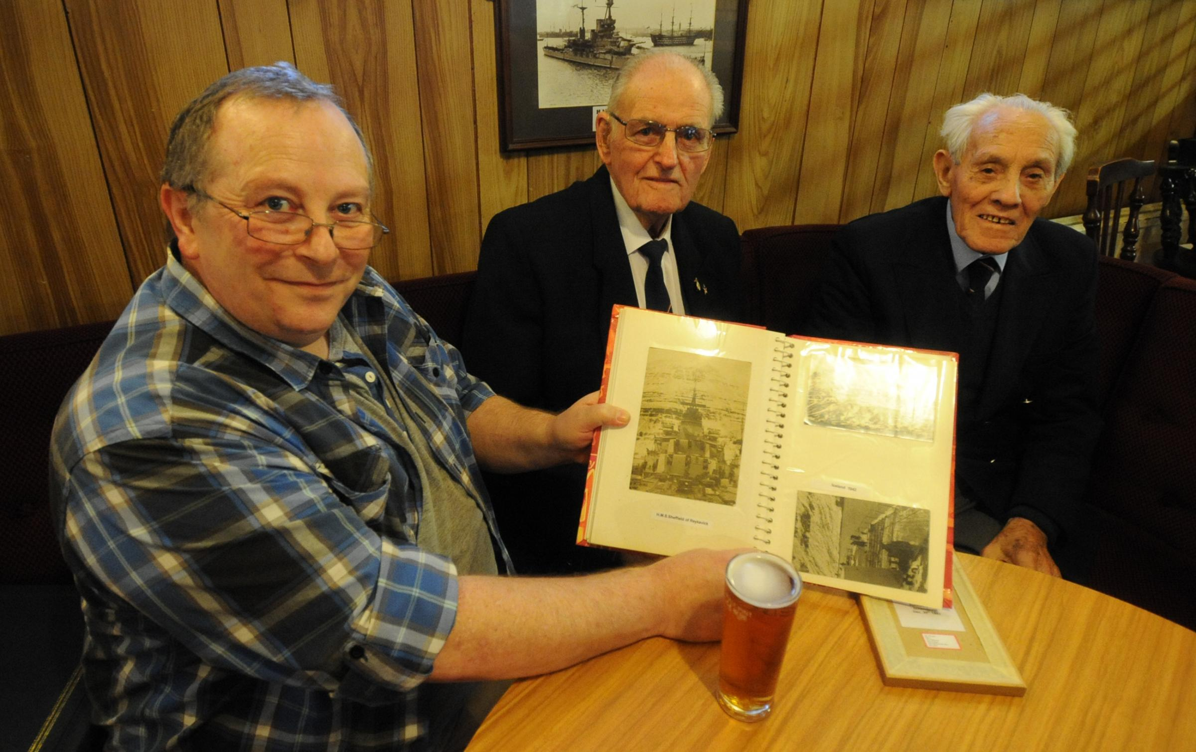 War stories well worth hearing... First hand accounts of naval war veterans published