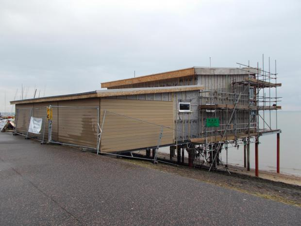 Southend Standard: Concern club was waved through: Thames Estuary Yacht Club plans agreed behind closed doors