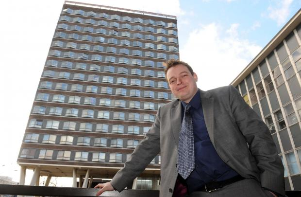 It's tough as a young politician...but it means I'm not living in the past, says councillor who's now up for award