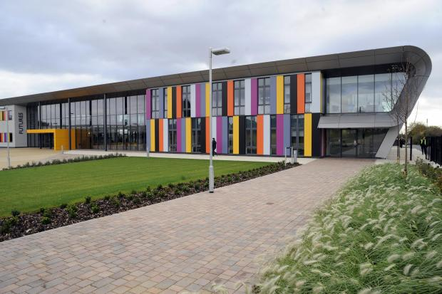 Futures Community College in Southend