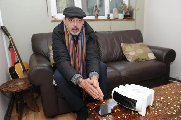 Broken heating in Vange home meant man missed cancer test