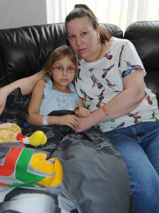 Doctors 'missed my girl's appendicitis'