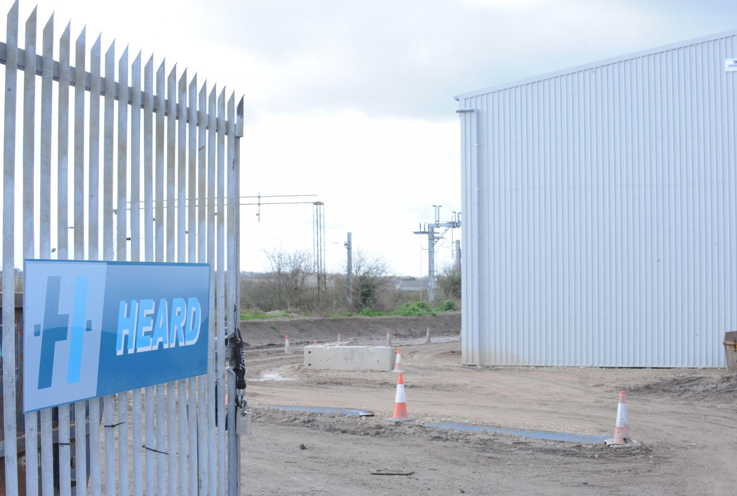 Planning blunder halts Pitsea recycling plant building