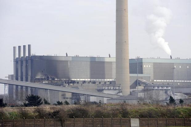 Firefighters learn from 2012 Tilbury Power Station blaze