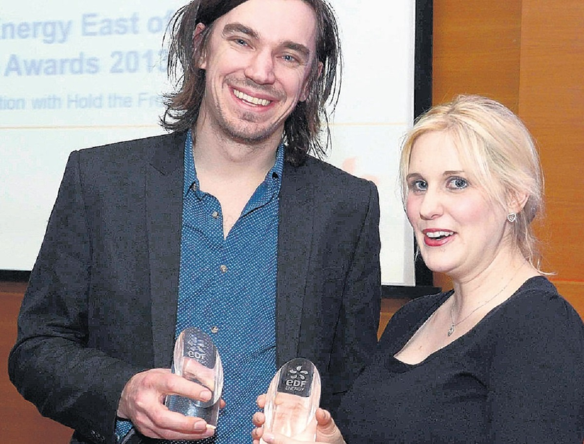 Echo winners do the double at annual EDF energy awards