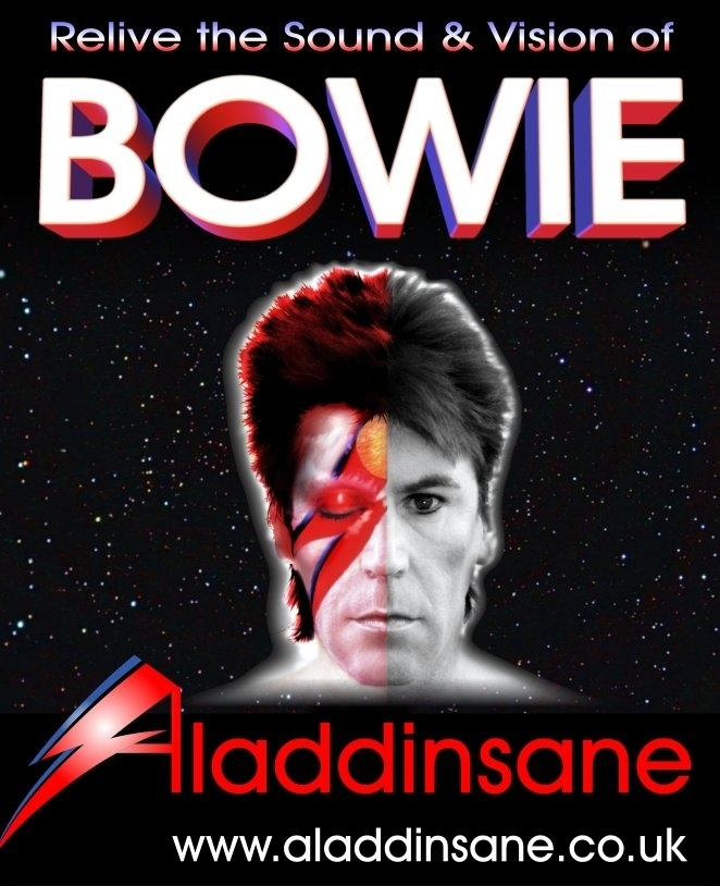 Aladdinsane - The Sound & Vision Of Bowie