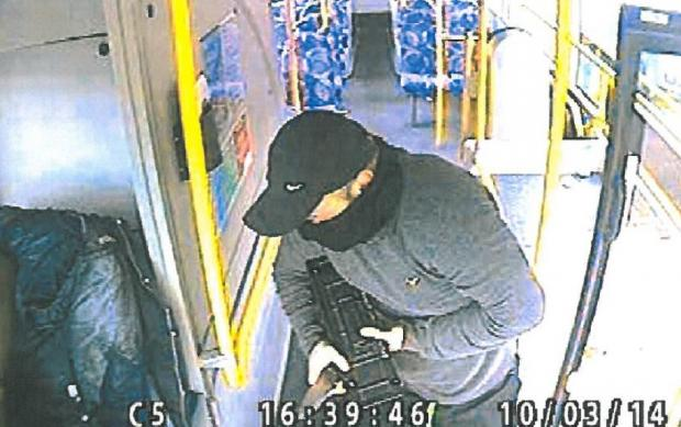 Southend Standard: bus stabbing
