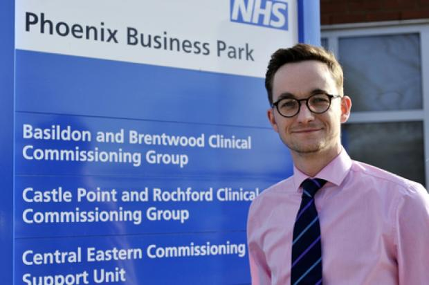 Southend Standard: Action plan – the clinical commissioning group's Tom Abell