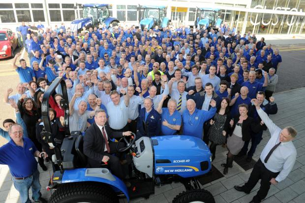 50 years for world's top tractors