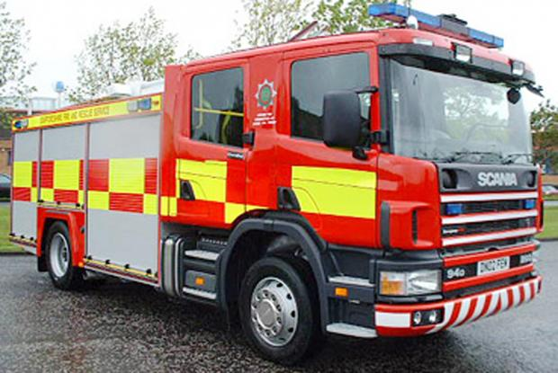 Three 11 and 12 year-old boys arrested for arson following Billericay barn fire