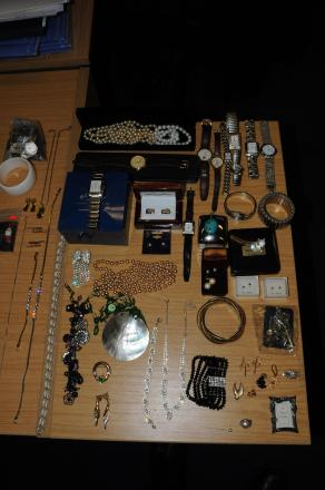 Do you recognise any of this stolen jewellery?