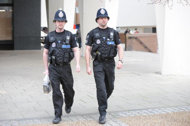 Southend Standard: Shoplifters we are watching you. The Echo heads out on patrol with Basildon's Retail Crime Unit