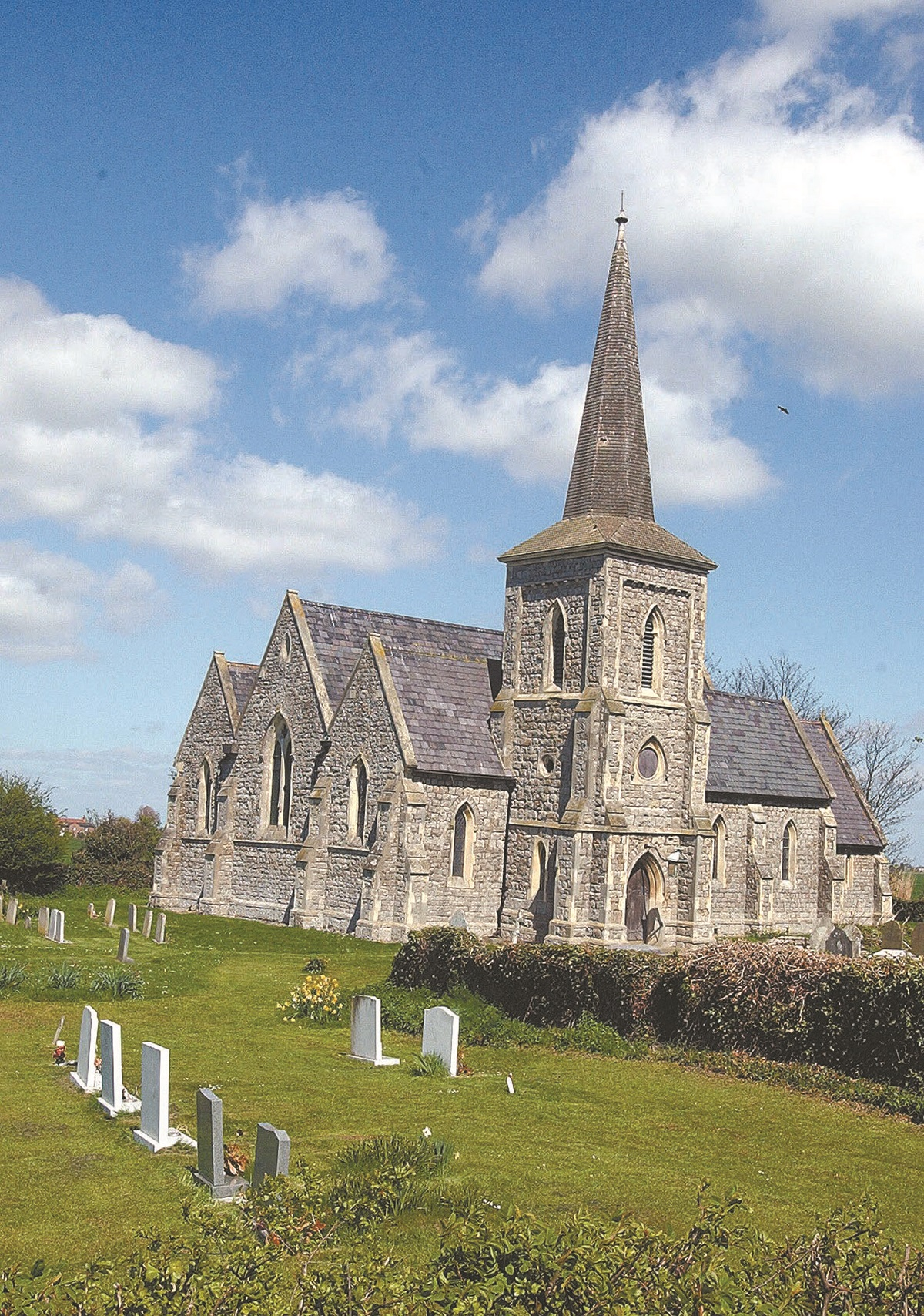 St Mary the Virgin church, Foulness