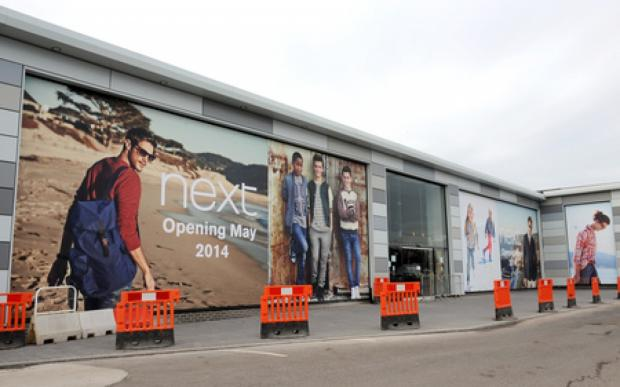 Supersize Next to open in May