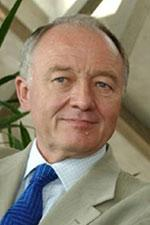 Southend Standard: Mayor Ken Livingstone