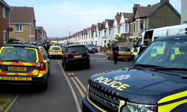 Southend Standard: Ongoing police incident closes off Southend street