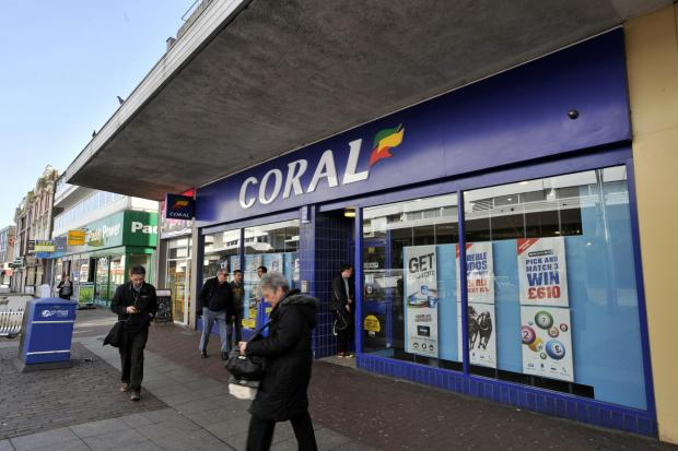 Coral and Paddy Power in Southchurch Road