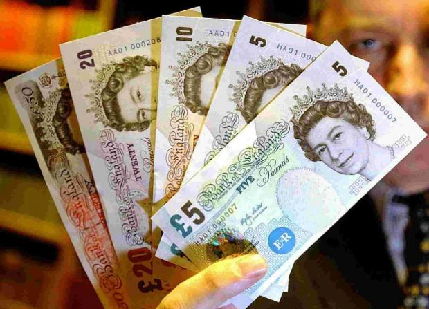 Money to burn - Southend sees rise in disposable income from before the recession